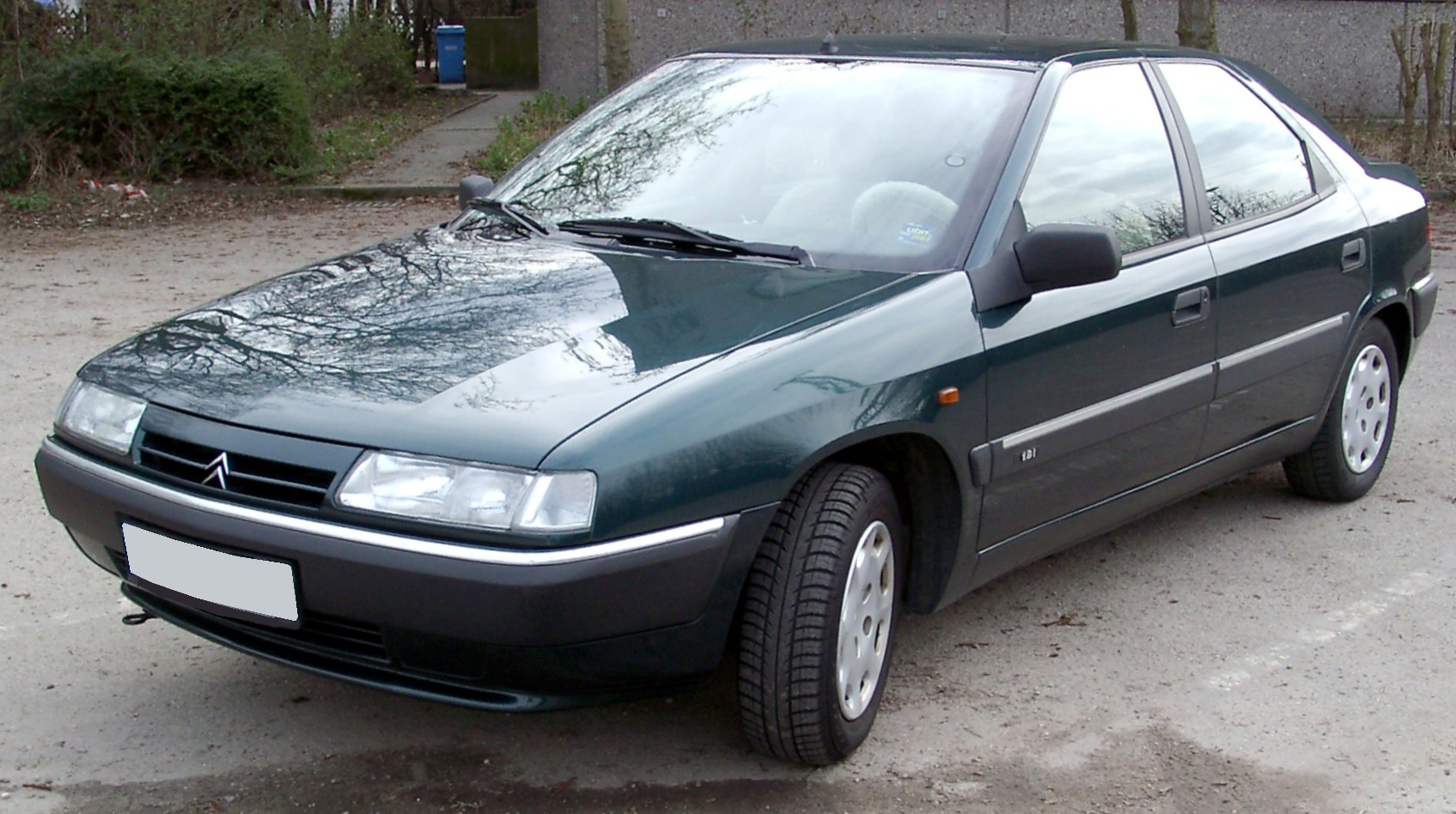 Citroen Xantia I 1992 - 1998 Hatchback 5 door #5