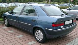 Citroen Xantia I 1992 - 1998 Hatchback 5 door #7