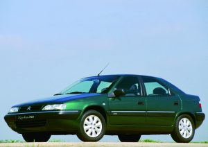 Citroen Xantia I 1992 - 1998 Hatchback 5 door #1