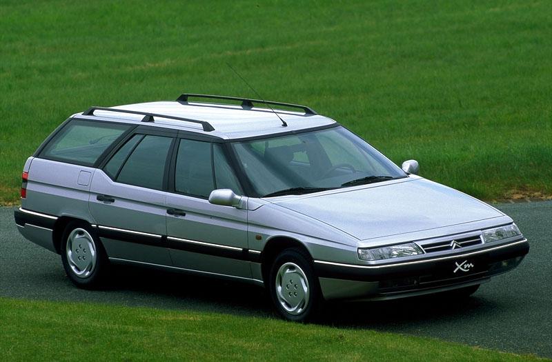 Citroen XM I 1989 - 1994 Hatchback 5 door #7
