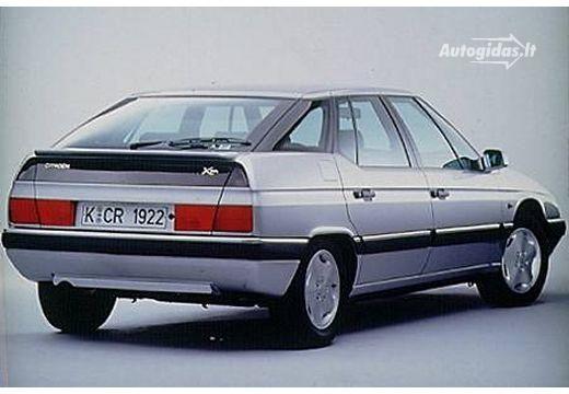 Citroen XM I 1989 - 1994 Hatchback 5 door #4