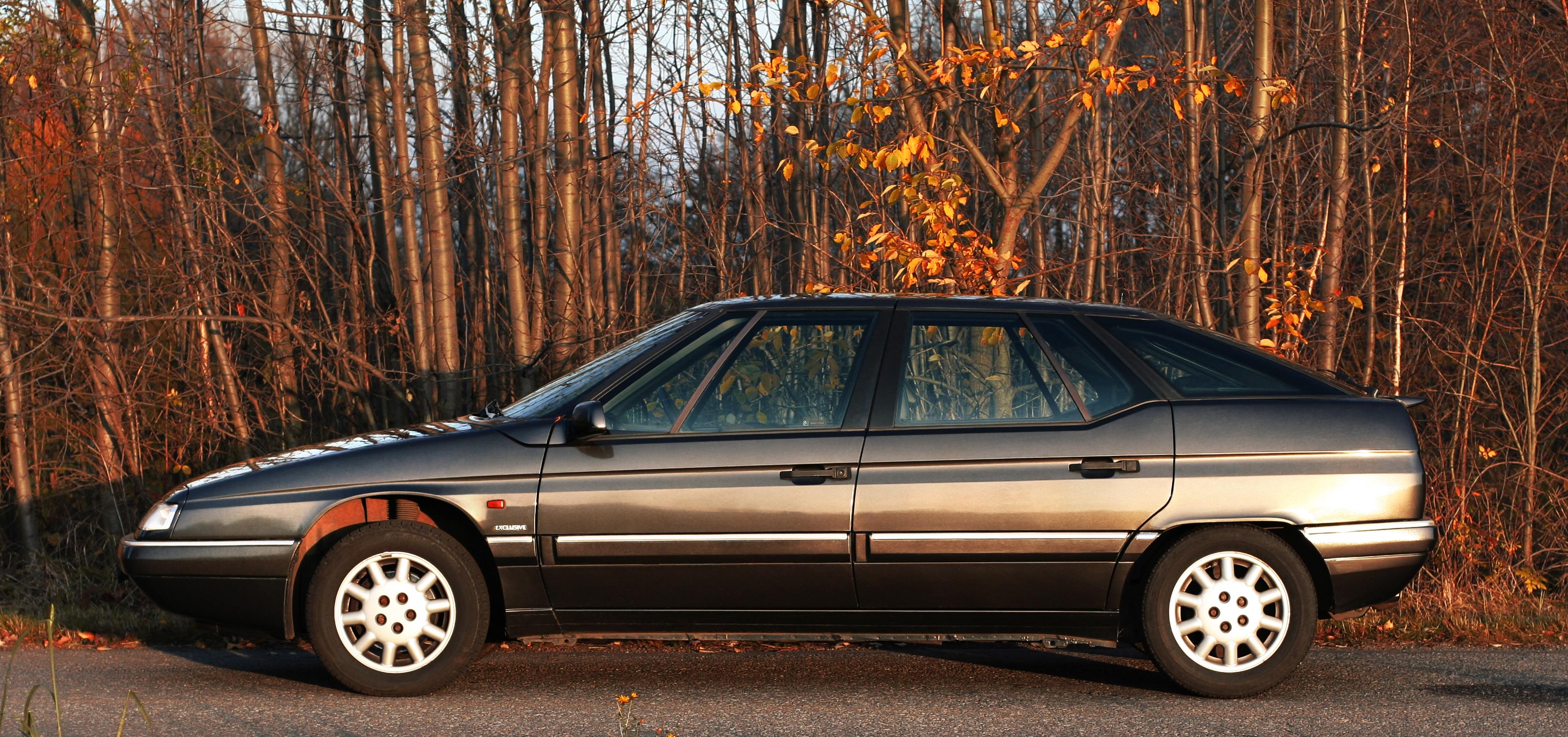 Citroen XM I 1989 - 1994 Hatchback 5 door #3