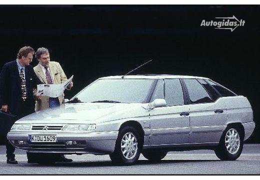 Citroen XM I 1989 - 1994 Hatchback 5 door #1