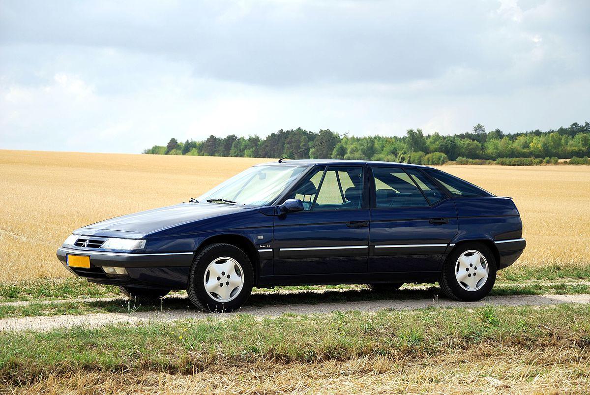 Citroen XM I 1989 - 1994 Hatchback 5 door #8