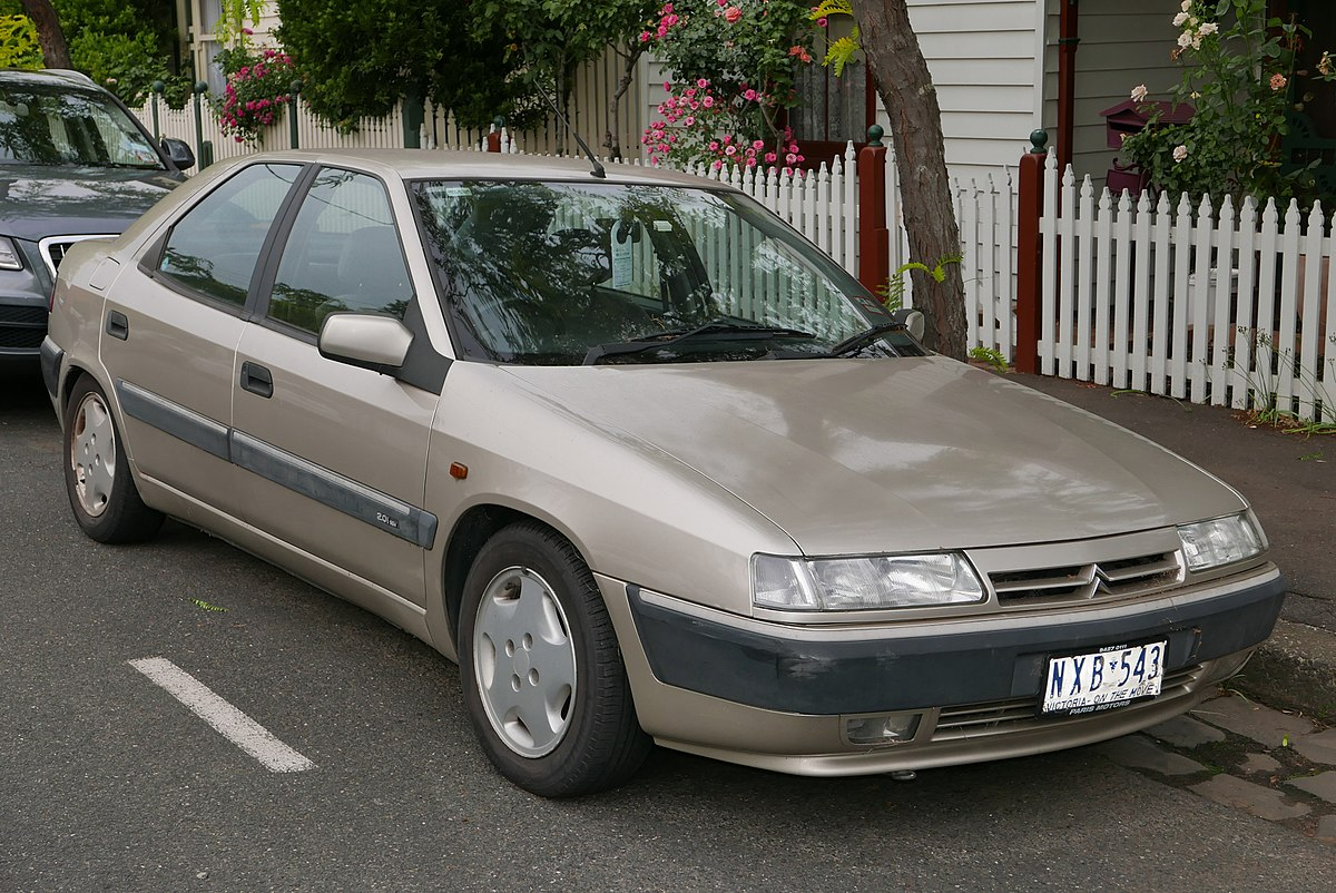 Citroen Xantia I 1992 - 1998 Hatchback 5 door #8