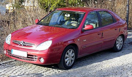 Citroen Xsara 1997 - 2006 Hatchback 3 door #6