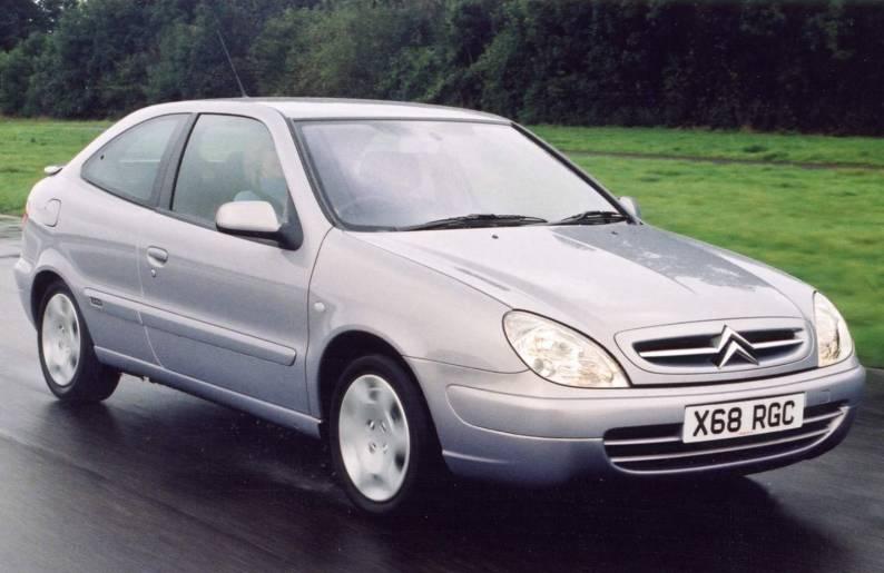 Citroen Xsara 1997 - 2006 Hatchback 3 door #1