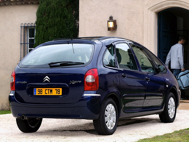 Citroen Xsara Picasso 1999 - 2012 Compact MPV #4