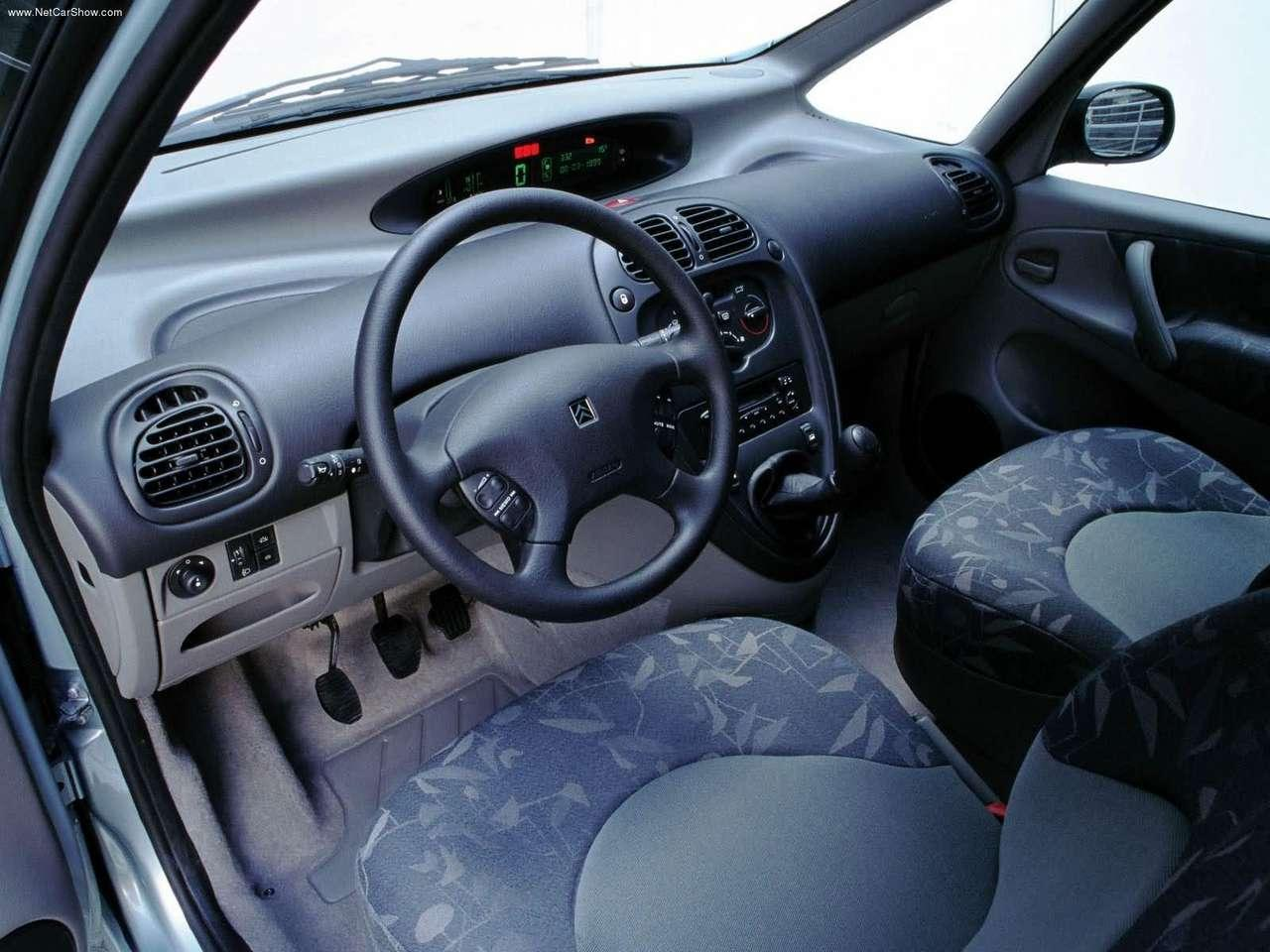Citroen Xsara Picasso 1999 - 2012 Compact MPV #3