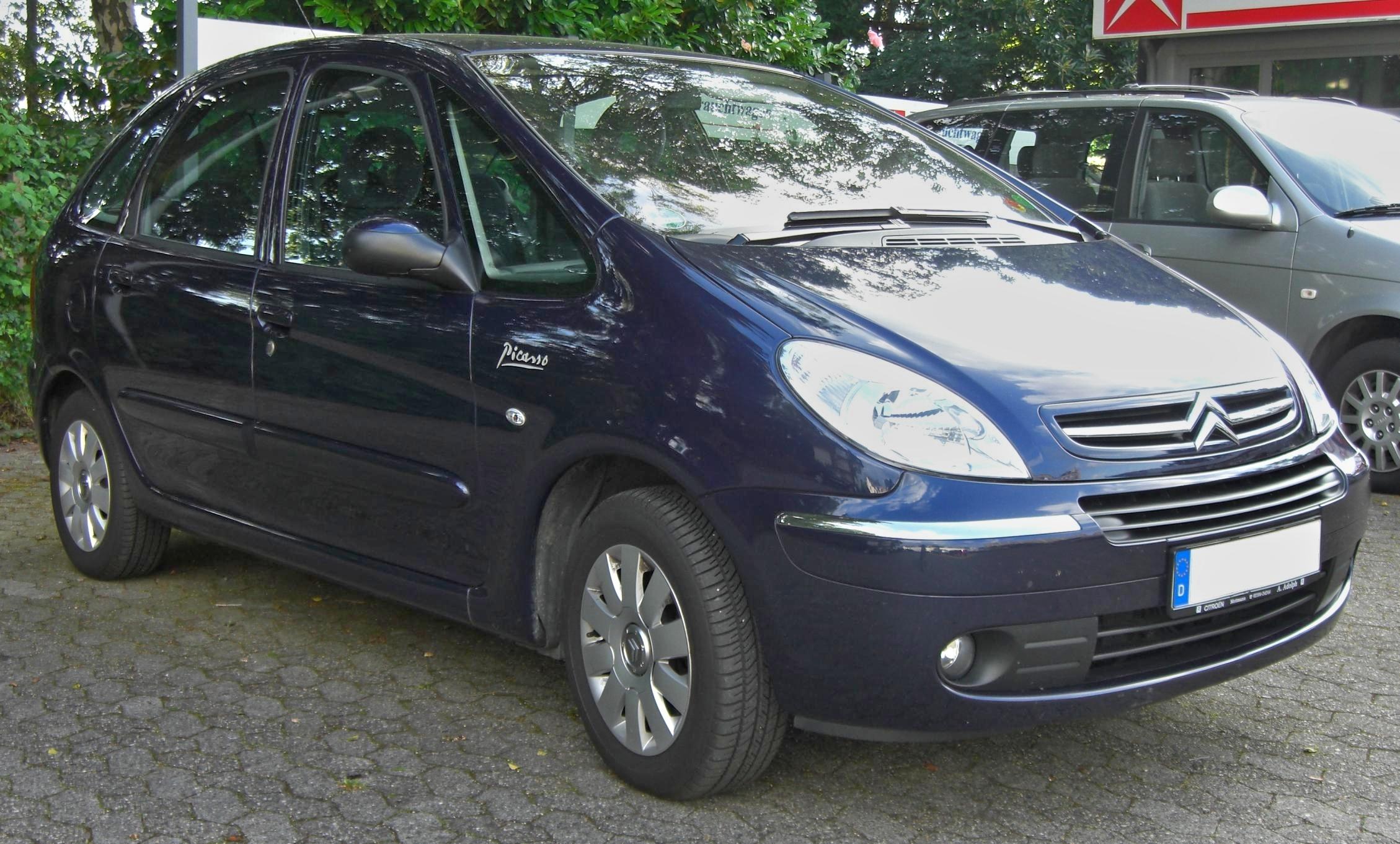 Citroen Xsara Picasso 1999 - 2012 Compact MPV #2