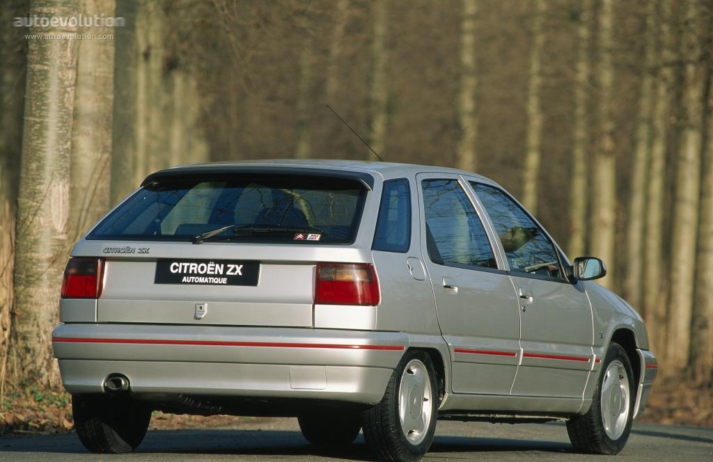 Citroen ZX 1991 - 1998 Hatchback 3 door #4