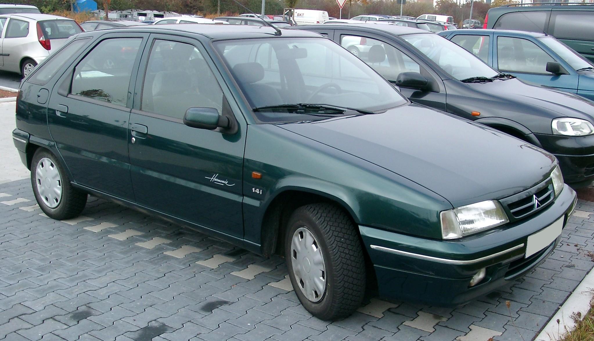 Citroen ZX 1991 - 1998 Hatchback 3 door #5