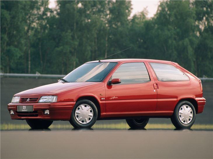 Citroen ZX 1991 - 1998 Hatchback 3 door #1