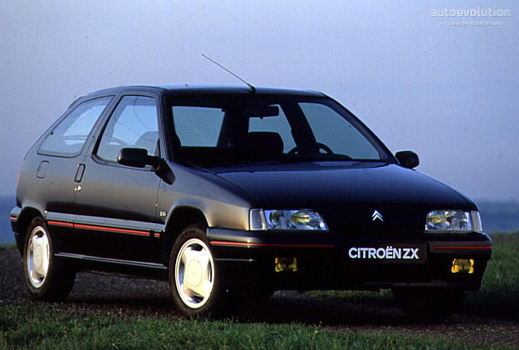 Citroen ZX 1991 - 1998 Hatchback 3 door #2