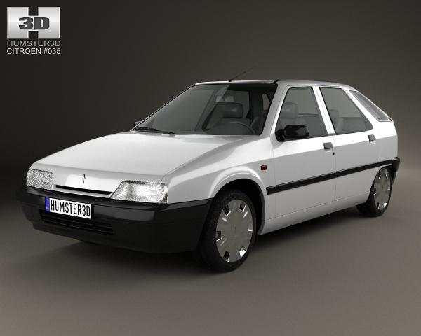 Citroen ZX 1991 - 1998 Hatchback 3 door #7