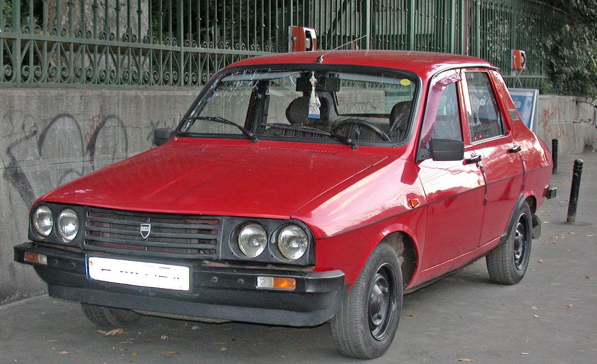 Dacia 1410 1984 - 2004 Coupe #8