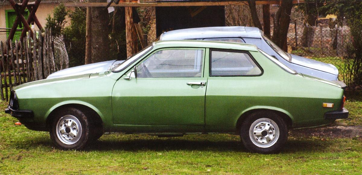 Dacia 1410 1984 - 2004 Coupe #4
