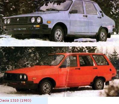 Dacia 1410 1984 - 2004 Coupe #1