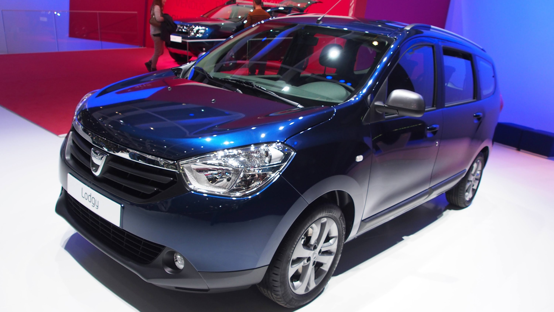 Dacia Lodgy 2012 - now Compact MPV #7