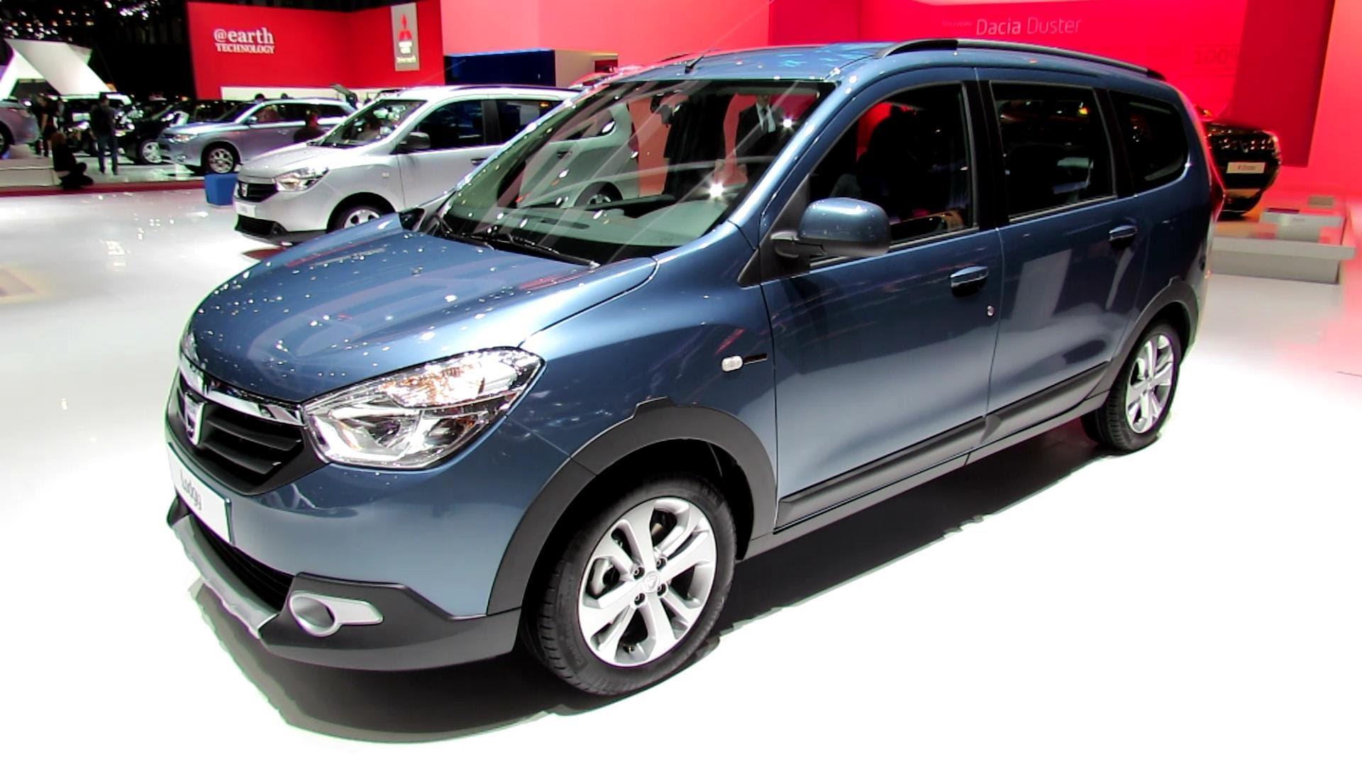 Dacia Lodgy 2012 - now Compact MPV #8
