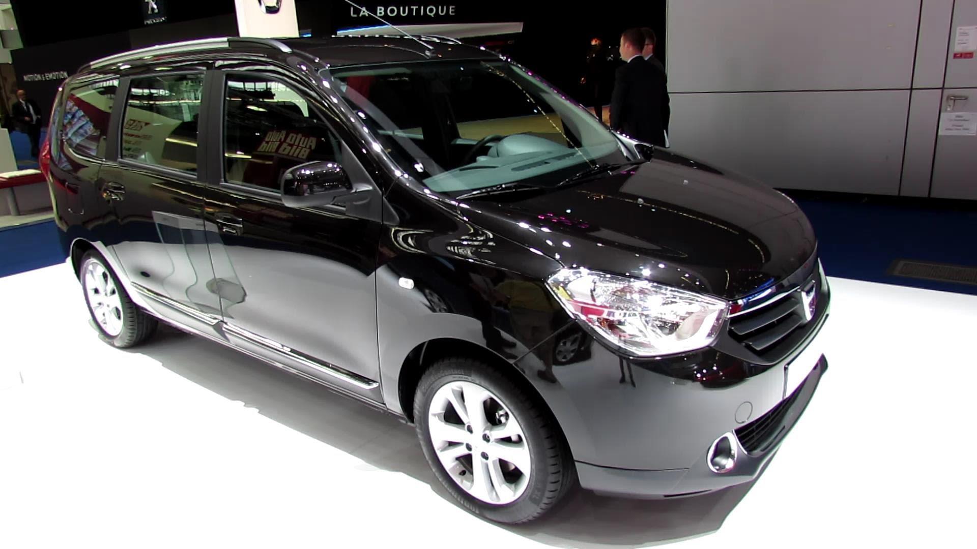 Dacia Lodgy 2012 - now Compact MPV #6