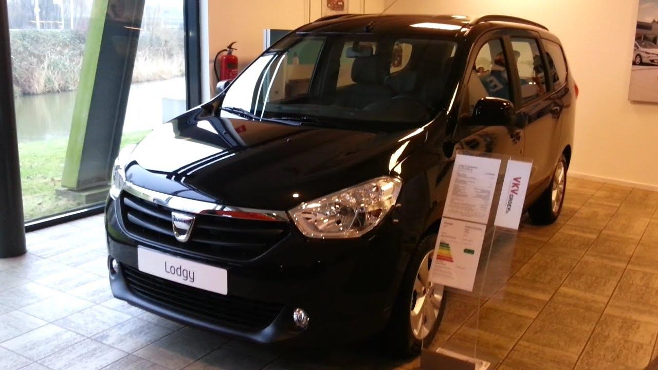 Dacia Lodgy 2012 - now Compact MPV #4