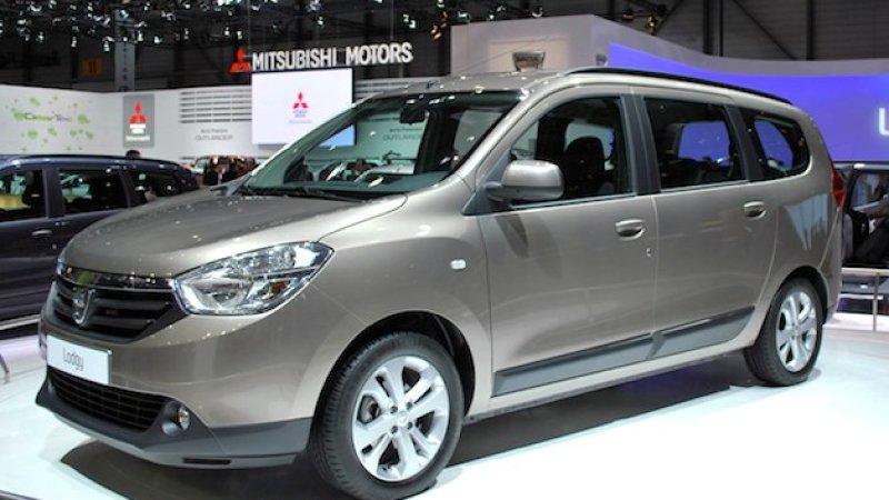 Dacia Lodgy 2012 - now Compact MPV #1