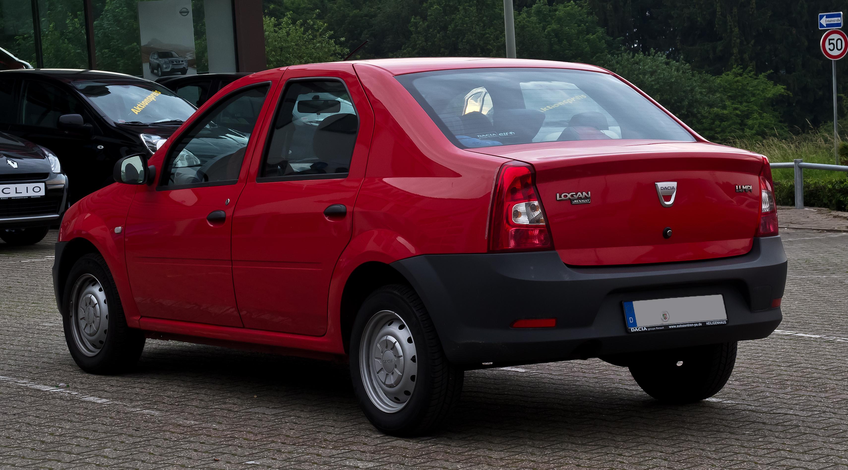 Renault Logan I 2004 - 2009 Sedan #1