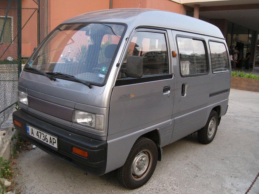 Daewoo Damas I 1991 - 2005 Microvan :: OUTSTANDING CARS