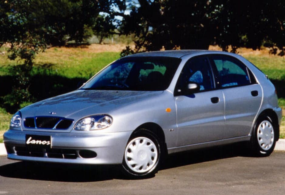 Daewoo Lanos 1997 - 2009 Hatchback 3 door :: OUTSTANDING CARS
