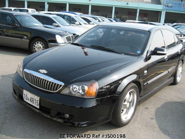 Daewoo Magnus 2000 2006 Sedan OUTSTANDING CARS