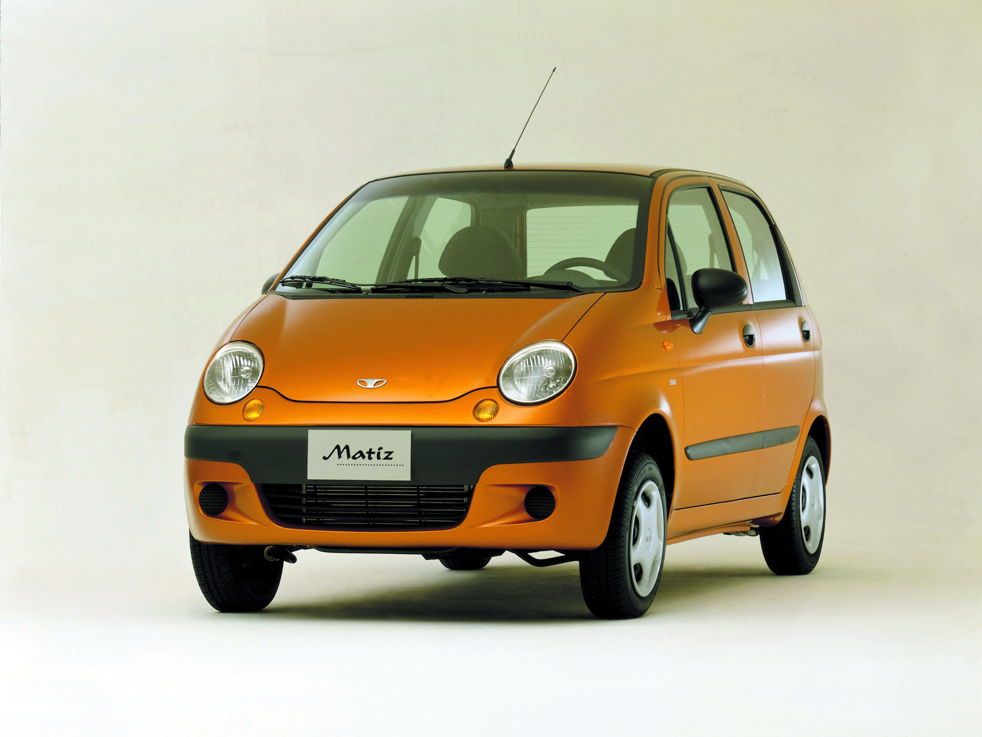Daewoo Matiz I 1998 - 2000 Hatchback 5 door :: OUTSTANDING CARS
