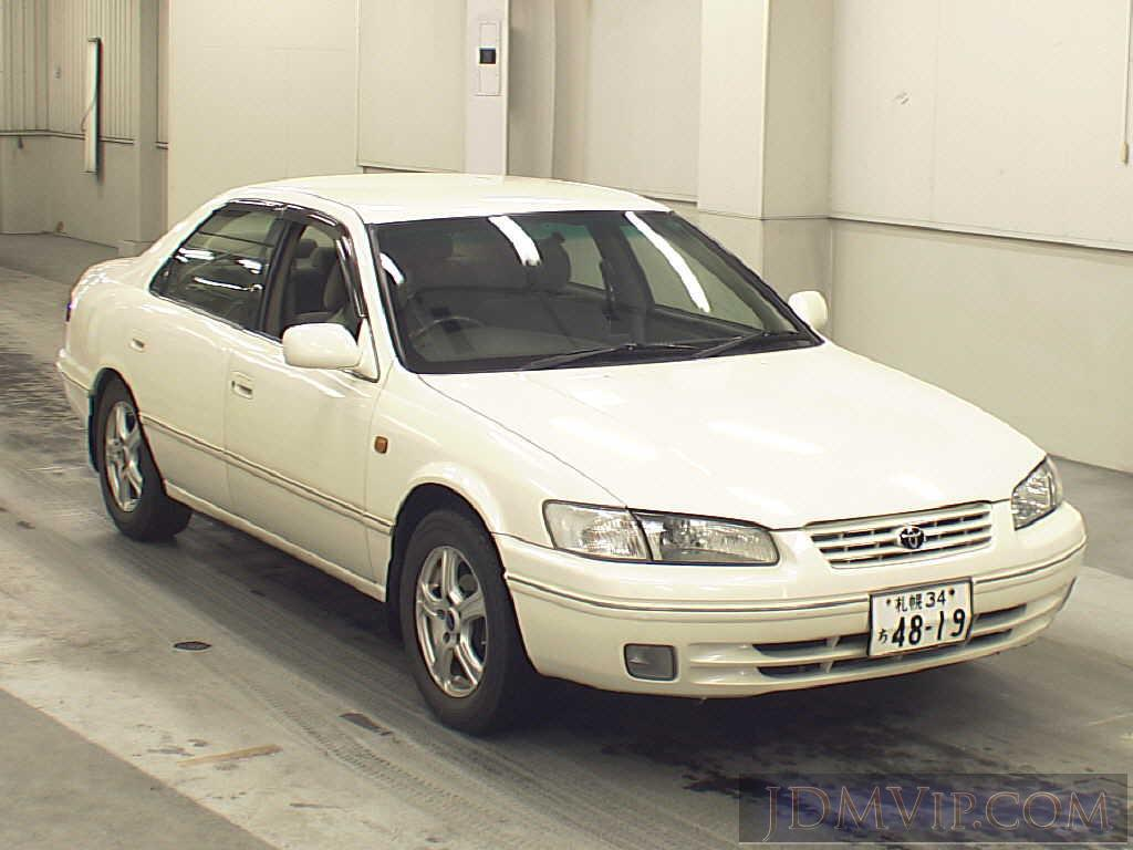 Daihatsu Altis I (SXV20) 2000 - 2001 Sedan #4