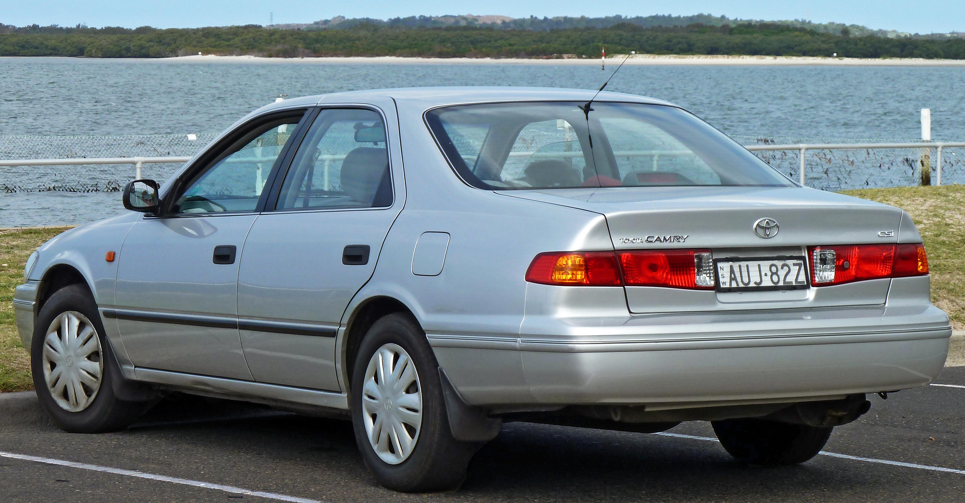 Daihatsu Altis I (SXV20) 2000 - 2001 Sedan #2