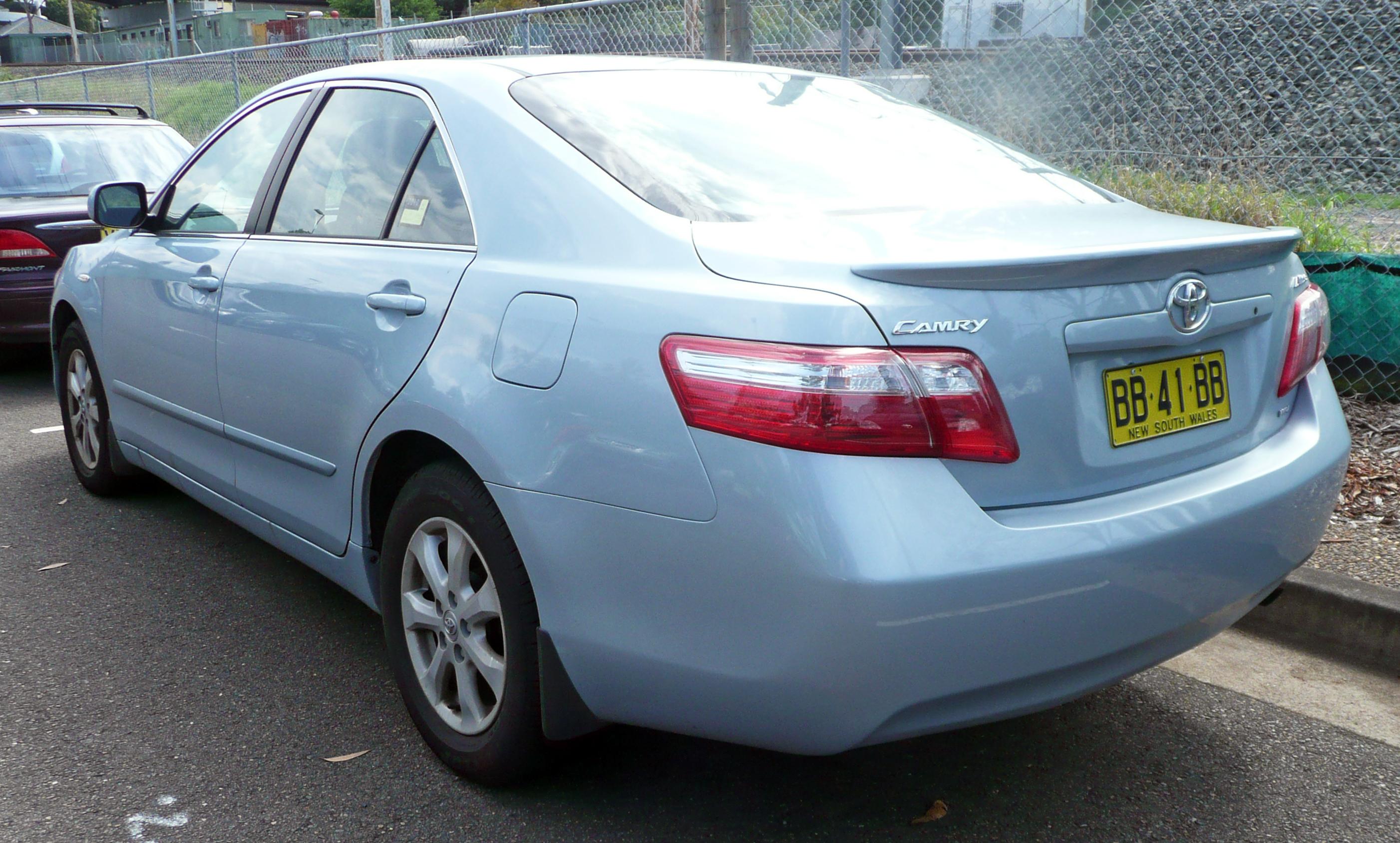 Daihatsu Altis II Restyling 2004 - 2005 Sedan #4