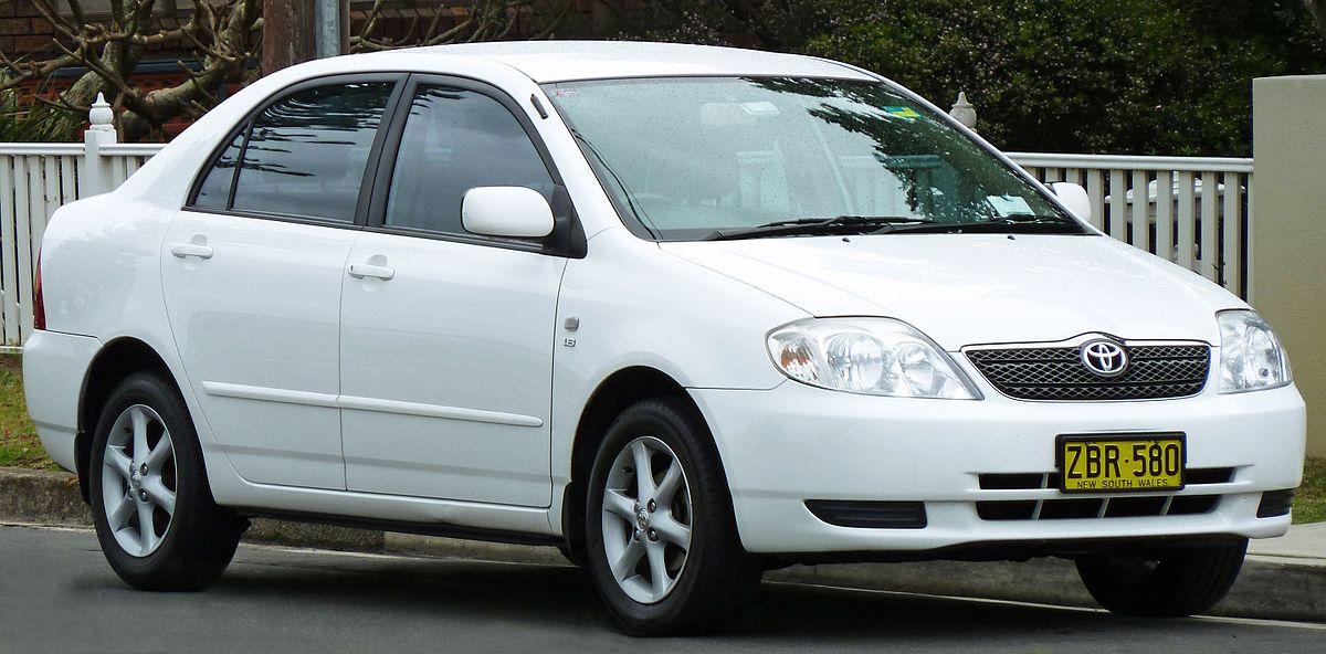 Daihatsu Altis II Restyling 2004 - 2005 Sedan #8