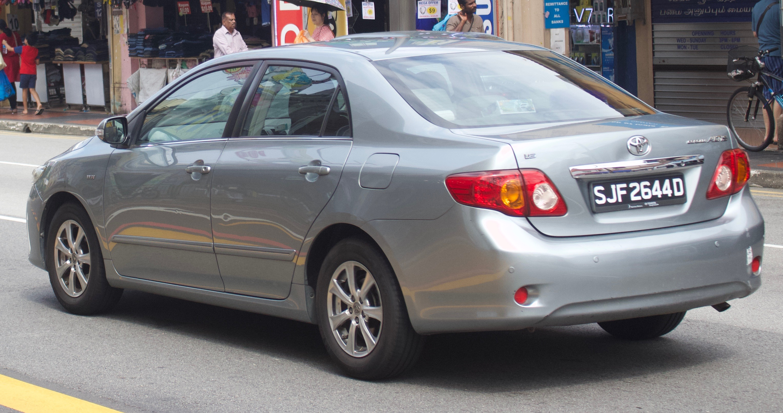 Daihatsu Altis II Restyling 2004 - 2005 Sedan #5