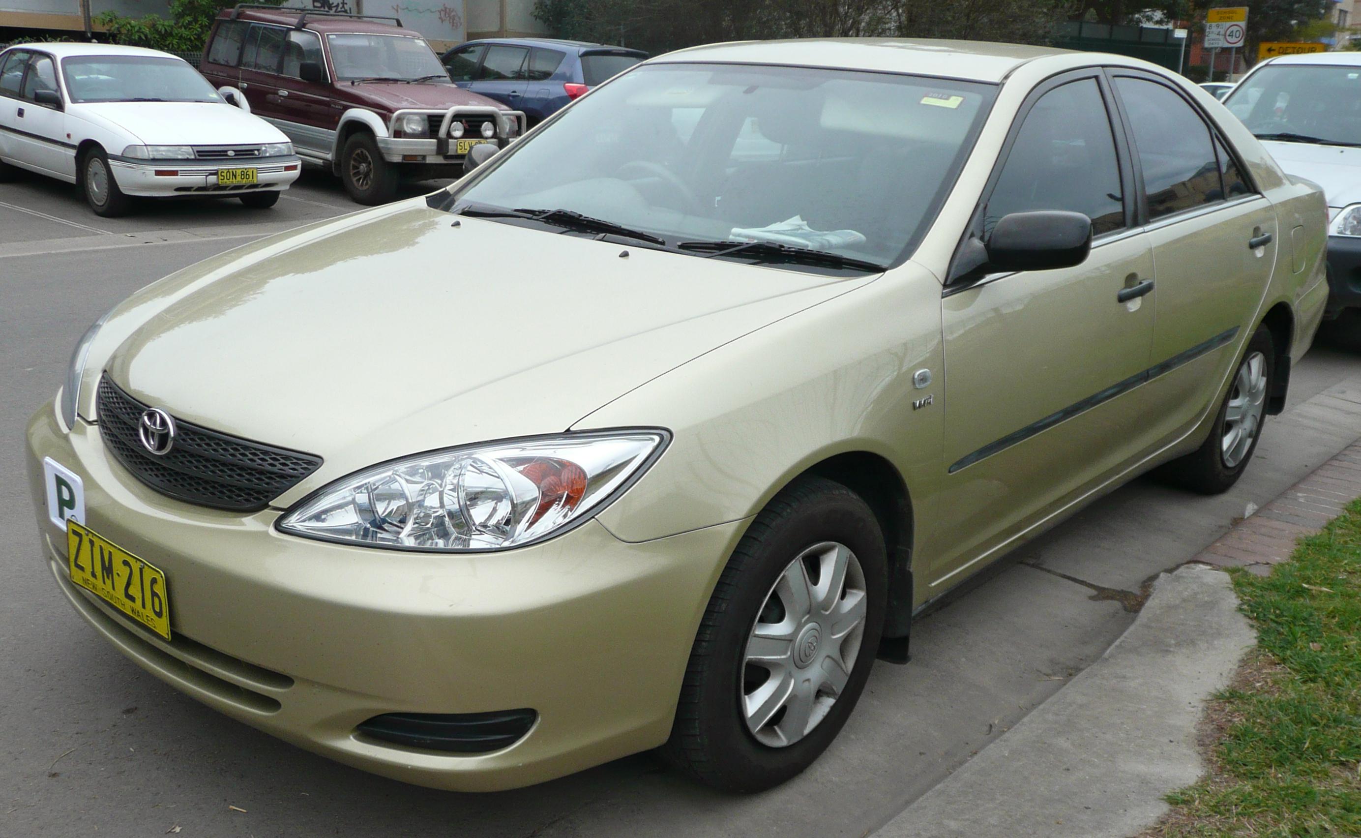 Daihatsu Altis II Restyling 2004 - 2005 Sedan #2