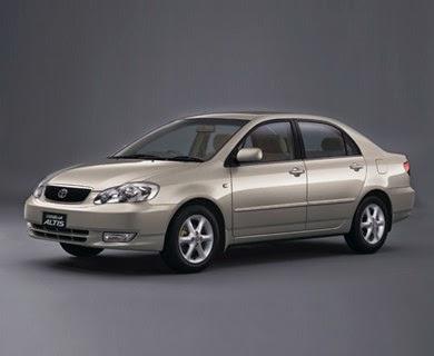 Daihatsu Altis II (SXV30) 2001 - 2004 Sedan #7