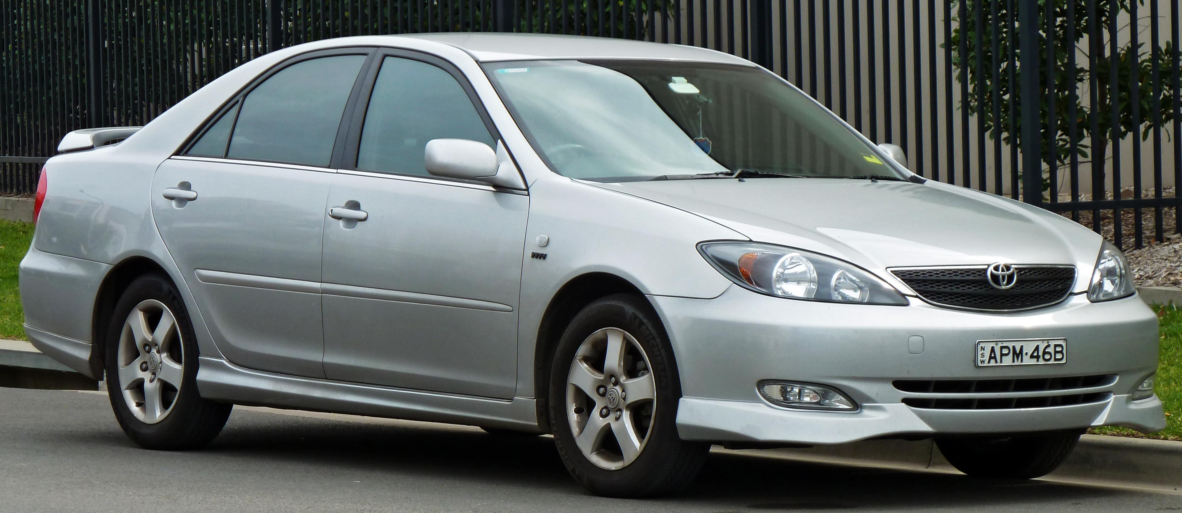 Daihatsu Altis II (SXV30) 2001 - 2004 Sedan #5