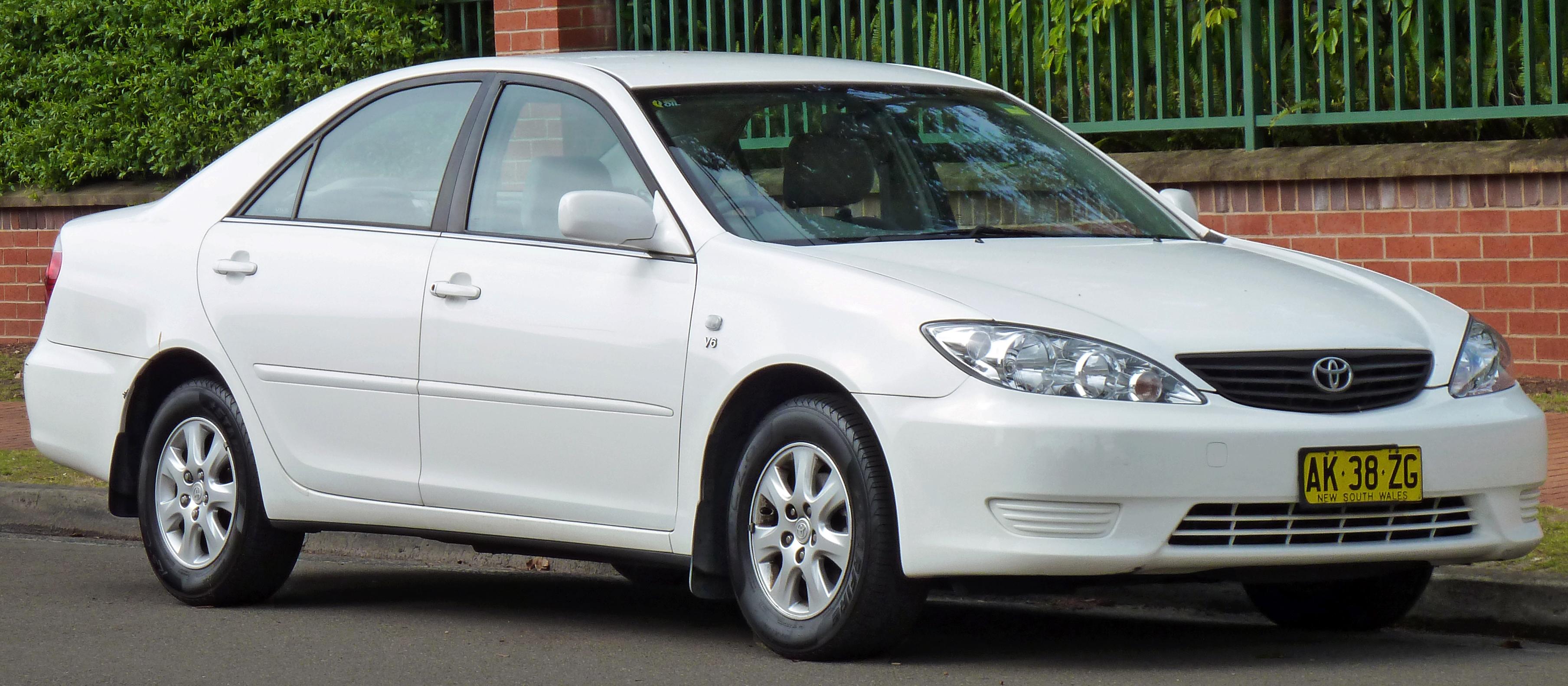 Daihatsu Altis II (SXV30) 2001 - 2004 Sedan #1