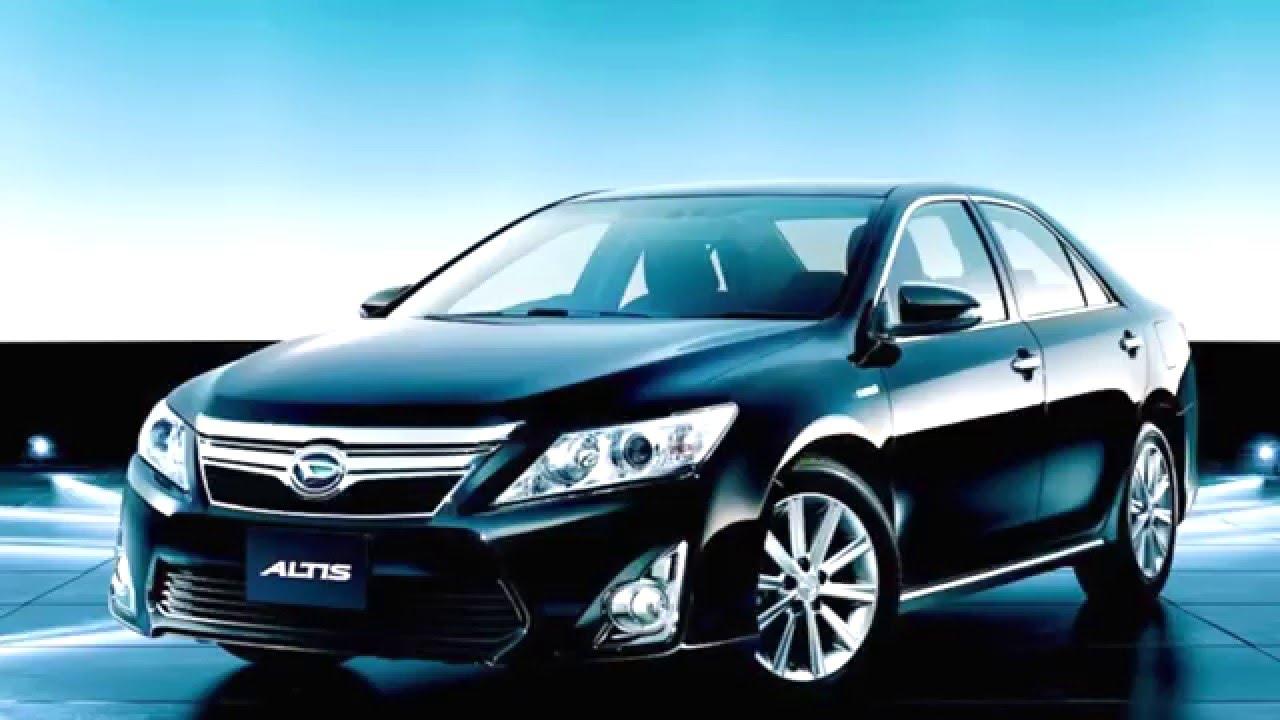 Daihatsu Altis IV (SXV50) 2012 - 2014 Sedan #1