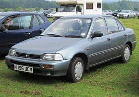 Daihatsu Charade IV Restyling 1996 - 2000 Hatchback 5 door #6