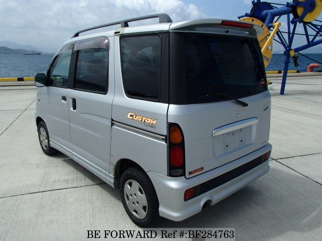 Daihatsu Atrai I 1999 - 2005 Microvan #3