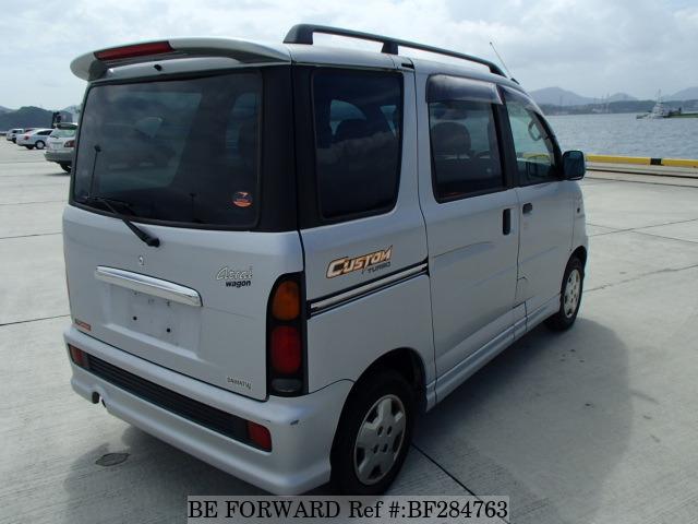 Daihatsu Atrai I 1999 - 2005 Microvan #2