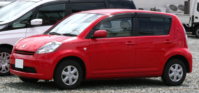 Toyota Passo I (C10) 2004 - 2010 Hatchback 5 door #3