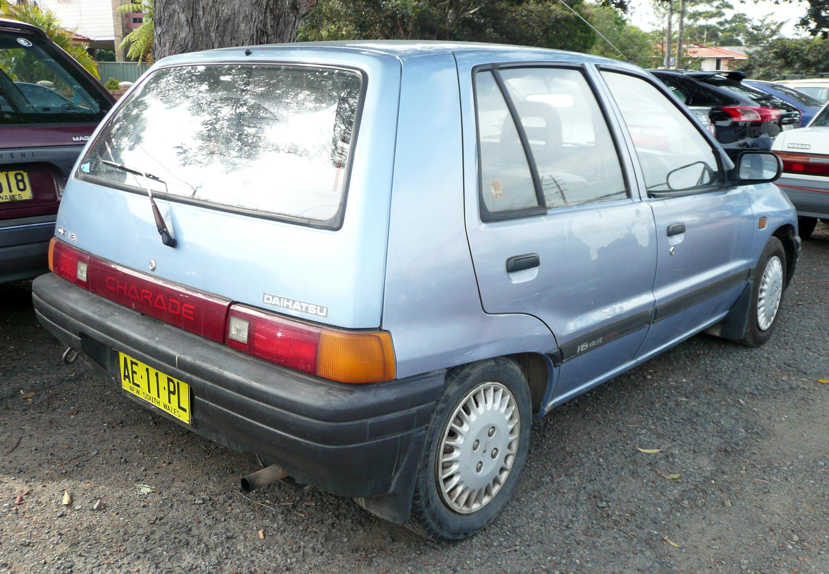 Daihatsu Charade IV Restyling 1996 - 2000 Hatchback 5 door #3