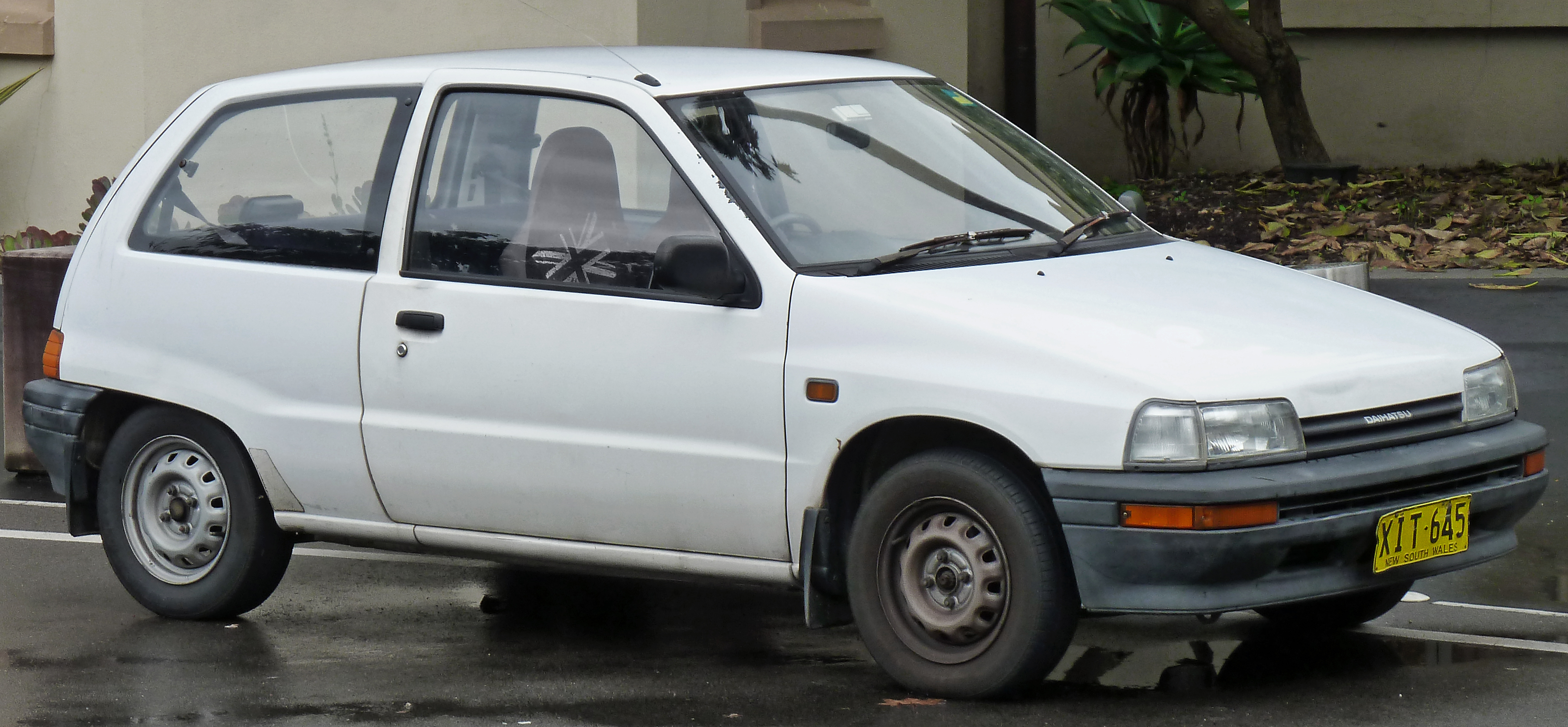 Daihatsu Charade IV Restyling 1996 - 2000 Hatchback 5 door #1