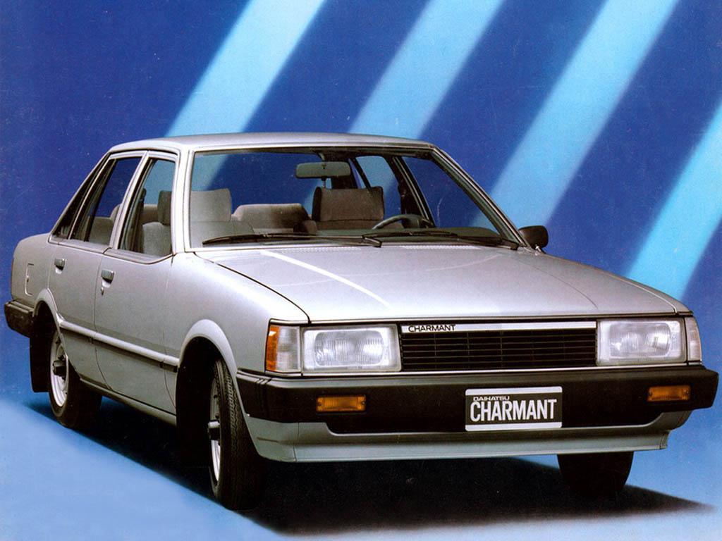 Daihatsu Charmant 1981 - 1987 Sedan #5