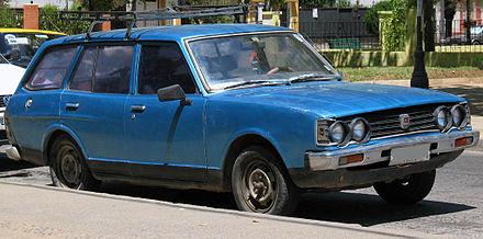 Daihatsu Charmant 1981 - 1987 Sedan #7